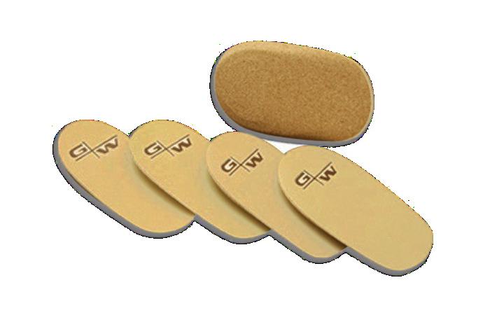Cork Heel Lifts